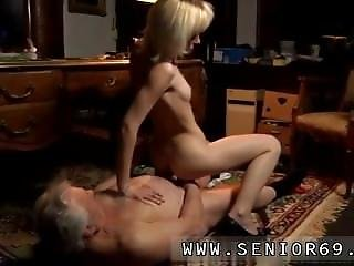 Homemade Mature With Younger First Time Bruce Has Been Married For 35