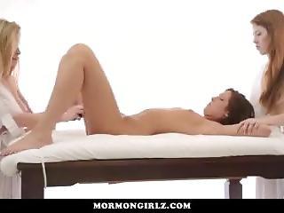 Mormongirlz- Two Lesbians Seduce A Straight Teen