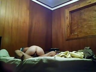 Big Booty Milf Rides Husband And Wants Dp