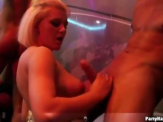 Phgc Vol. 23 - Dyed Blonde, Plump, Big Tits, Yellow Dress