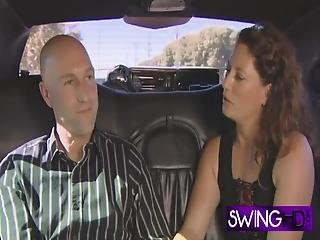 Check This Couple They Are Are A Dirty Married Swinger Couple Who Decided To Try An Orgy For The First Time More Amateur Swingers On Our Page
