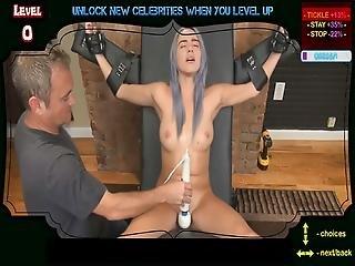 Billie Eilish Foot Tickles Videogame