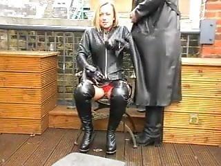 Leather Women Fuck