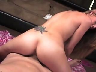 Teta Grande, Pene, Duro, Piscina, Sexy, Sexo, Piscina