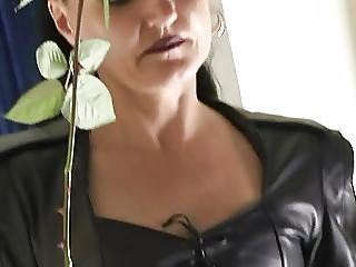 Bdsm, Facesitting, Femdom, German, Leather