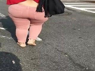 A Lot Of Ass On This Mature Latina
