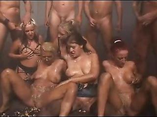 German Piss Orgy - 2