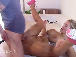amateur, gross titte, blondine, blasen, ladung, fitness, ficken, deutsch, harter porno