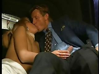 Dina Pearl Anal In Limo