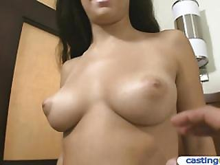 Busty Teen Amateur Accepts 2000 Dollars For Sex At A Casting