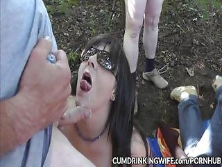 Marion The Gangbang Party Slutwife