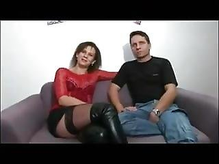 Husband Fucks First Time With Wife And His Lover 1a
