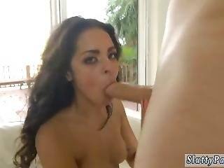 Sofia Teen Wet Creamy Pussy And Hardcore Fucking Machine Squirt