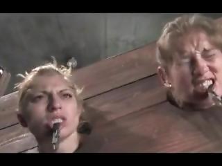 младенец, БДСМ, блондинка, рабство, фетиш, лесбиянка, лесбиянка подросток, грубо, секс, шприц, Молодежь