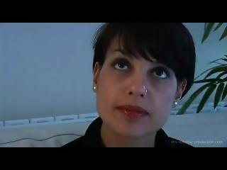 Sonia Bellanger Debutante Beurette En Casting