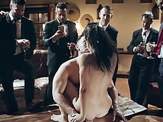 Escort Babe Alina Lopez Shamed And Insulted While Being Fucked