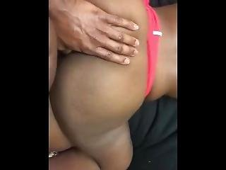 Sexy Black Ebony Takes Cock In Creamy Wet Pussy