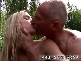 Teen Master Bating And Old Man Gets Horny Naked On A Bridge In A Public