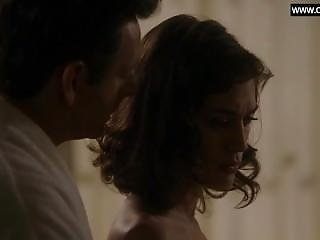 Lizzy Caplan - Naked, Perky Boobs, Sex Scenes - Masters Of Sex S02e03