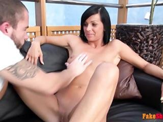 Naked Beauty Gets Drilled Hard
