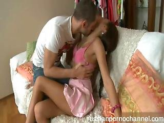 Nice Girl Banged By Horny Guy