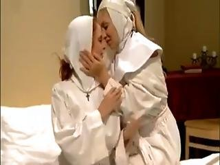 Lesbian, Nun