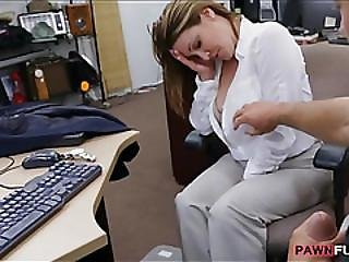 Amateur, Banging, Big Tit, Blowjob, Business Woman, Hardcore, Reality, Shaved