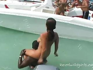 Rwg: Naked Boat Bash Seized Footage Pt.1