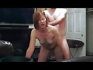 Slut Wife Takes Some Anal