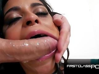 Hot Latina Petite Sucking A Huge Cock (vienna Black) - Firstclasspov