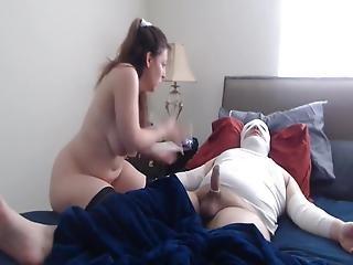 Naughty Nurse With Big Boobs