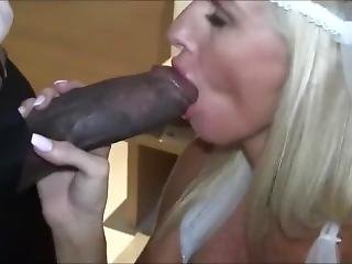 Horny Milf Bride With Bbc On Vacation While Husband Taking A Shower