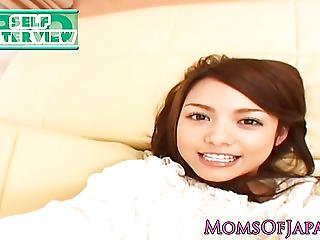 Squirting Japanese Milf Hairy Pussy Teased