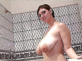 Bath, Big Boob, Boob, Lesbian, Nipples, Softcore