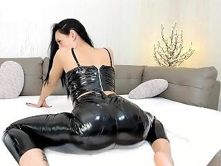 Melissa90sweet - Sexy Tease In Latex..