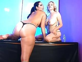 Paige And Lilly On Bs