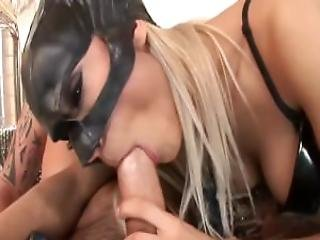 Sucking And Fucking In A Catsuit Ddf Productions