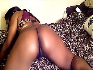 Two G-string Videos Twerking To Beatking Songs Look And Dance