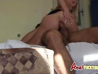 anal, blond, blowjob, tissemand, hardcore, lille, hvid