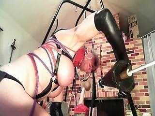 Bobbie Pounding Her Ass But Good 2