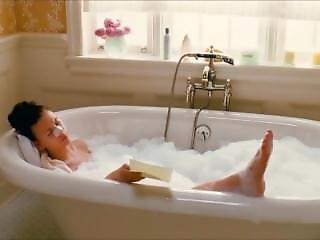 Scarlett Johansson Farting While Taking A Bath
