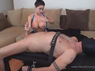 Big Tit, Handjob, Massage, Pornstar, Tugjob