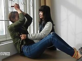 Full Body Chinese Tickling