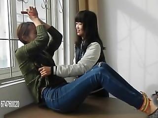 Full Body Chinese Tickling
