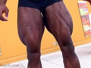 ébène, fétiche, taré, jambes