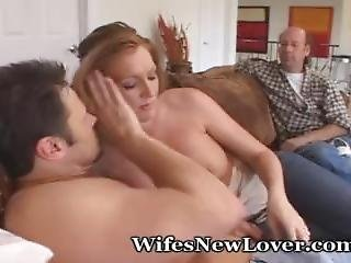 Hubby Shares Wife To New Lover