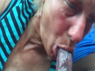 Homeless Blowjob