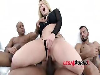 Maximum Anal Stretching For Jemma Valentine Blonde Slut Assfucked By 4 Huge Cocks Sz1141