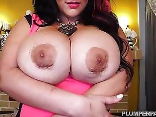 Lush Lovely Large Latina Angelina Castro