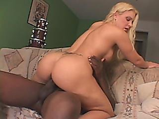 Busty Step Mom Riding Cowgirl Lack Dong Interracial